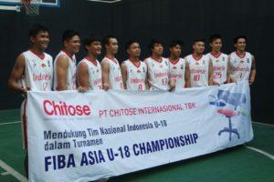 Timnas Bola Basket U18