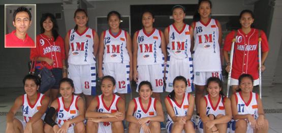 Tri Hartanto, Pelatih tim putri DKI